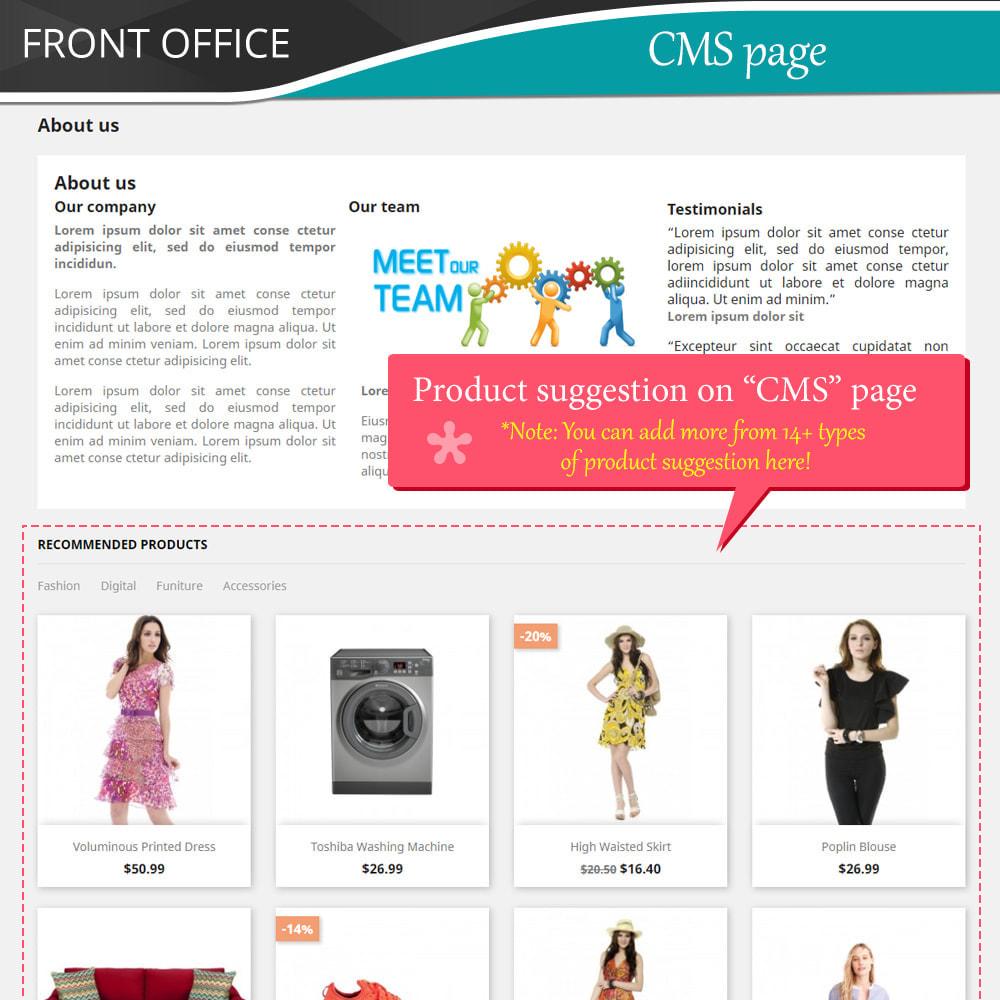 module - Kruisverkoop & Pakketaanbiedingen - Cross Selling Pro - Upsell - Shopping cart & all pages - 10