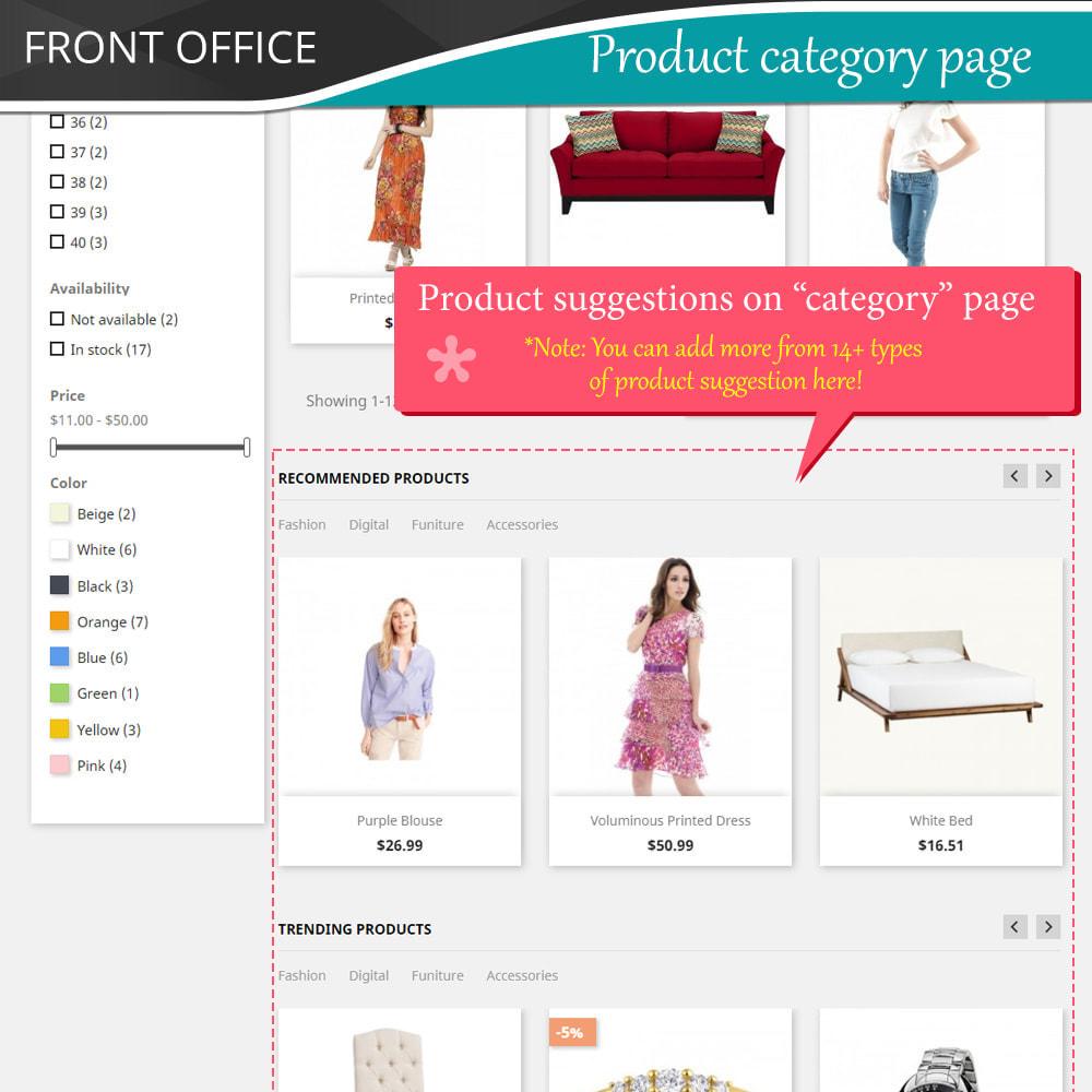 module - Kruisverkoop & Pakketaanbiedingen - Cross Selling Pro - Upsell - Shopping cart & all pages - 11