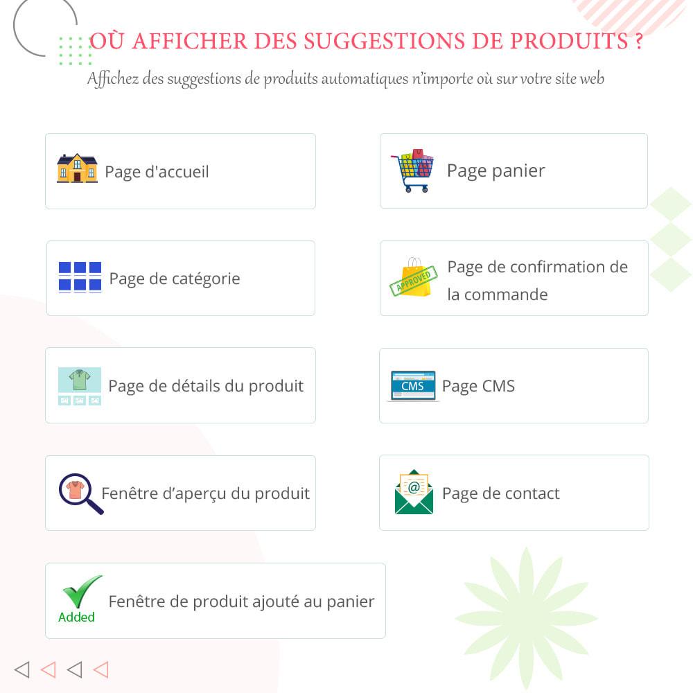 module - Ventes croisées & Packs de produits - Cross Selling Pro - Upsell - Panier et pages - 3