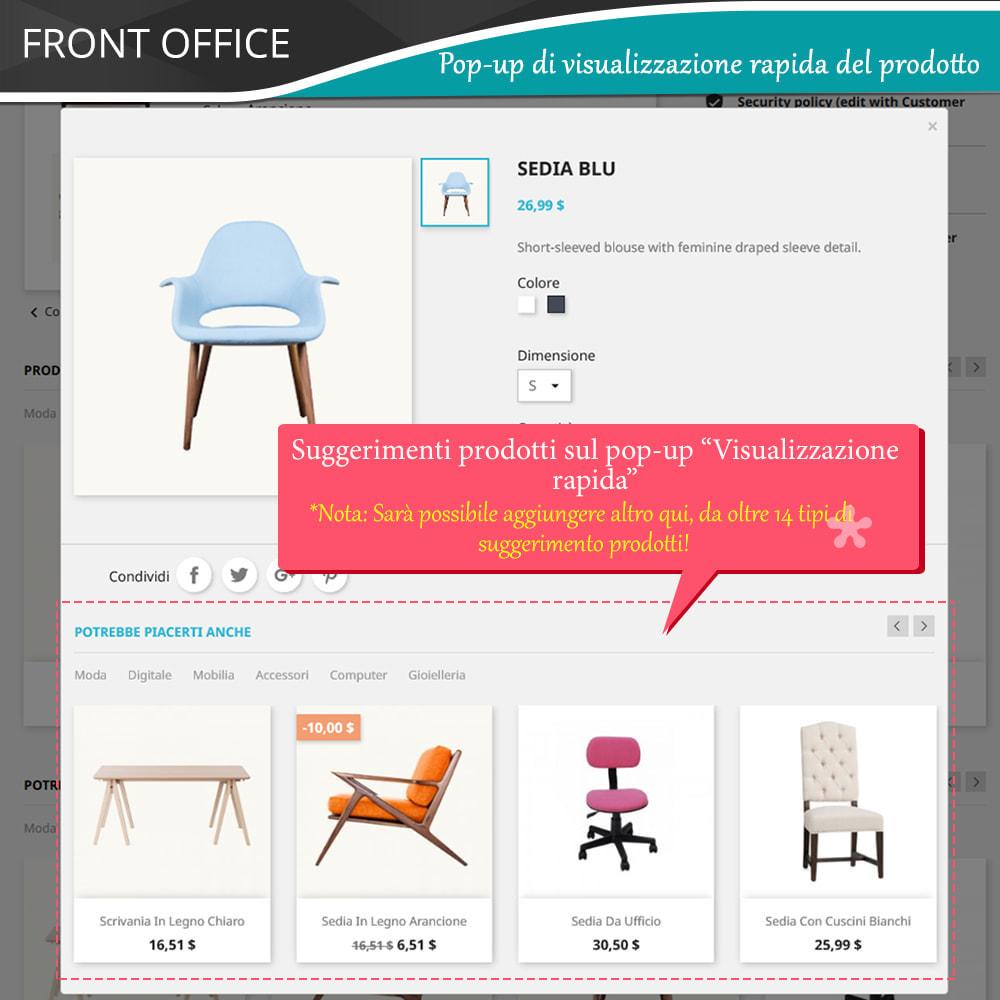module - Cross-selling & Product Bundle - Cross Selling Pro - Upsell - Carrello & tutte le pagine - 7
