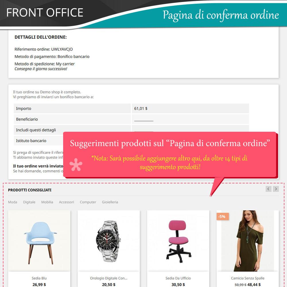 module - Cross-selling & Product Bundle - Cross Selling Pro - Upsell - Carrello & tutte le pagine - 8