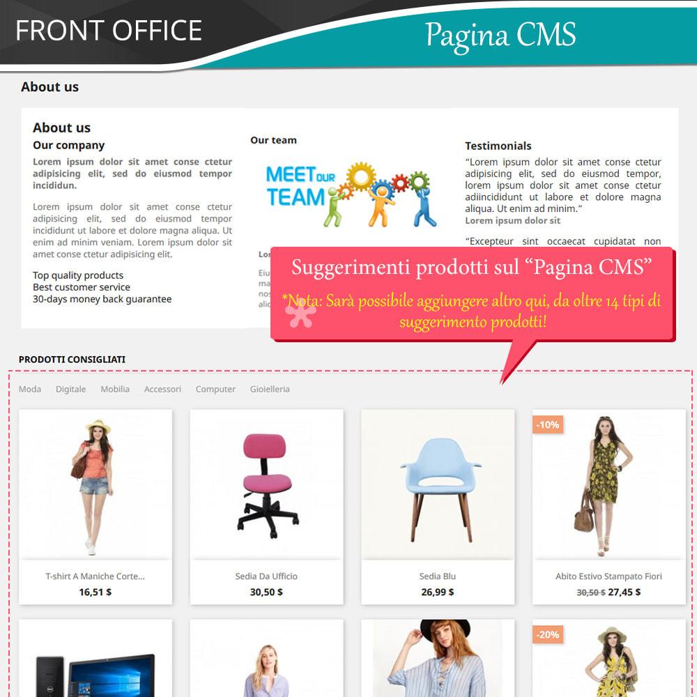 module - Cross-selling & Product Bundle - Cross Selling Pro - Upsell - Carrello & tutte le pagine - 10