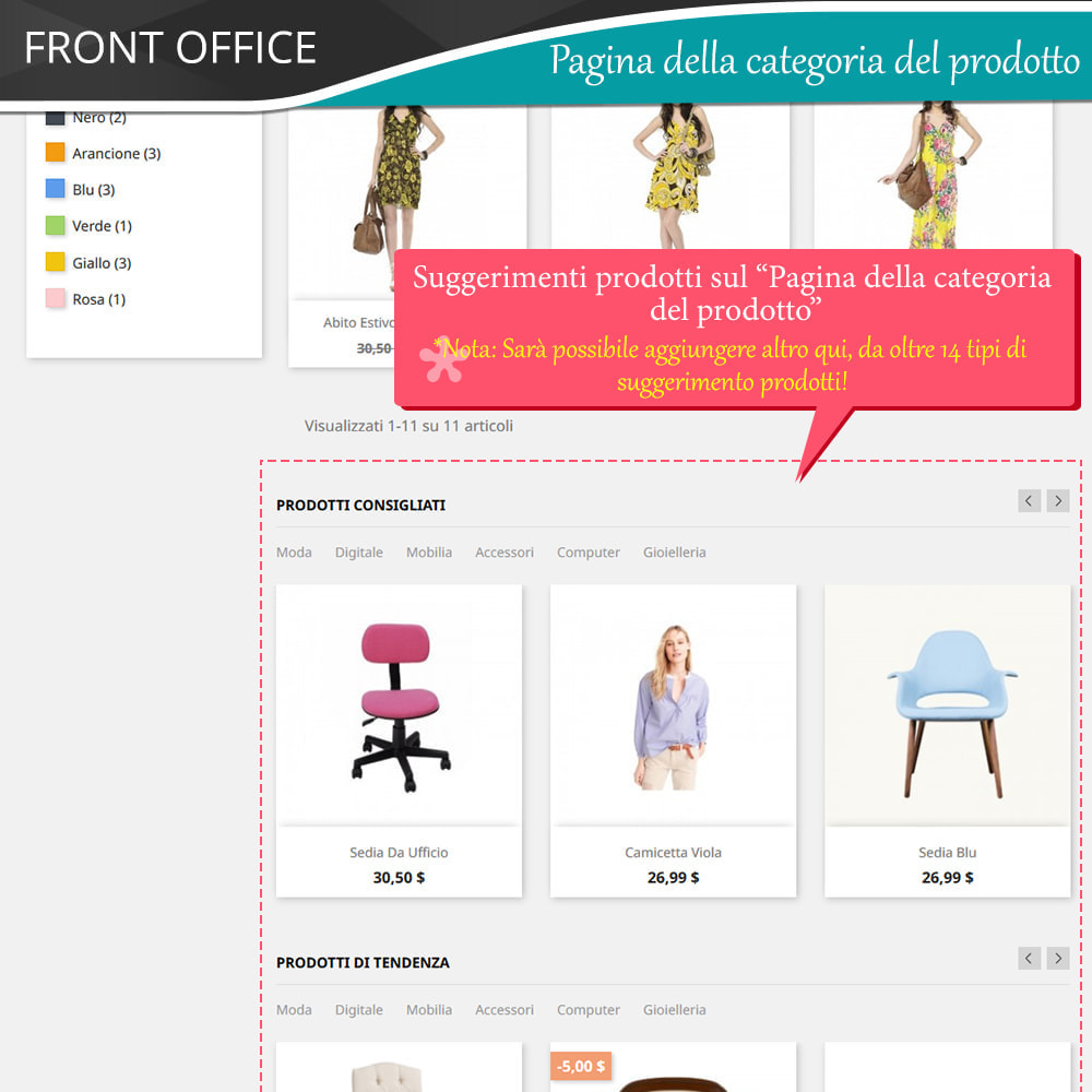 module - Cross-selling & Product Bundle - Cross Selling Pro - Upsell - Carrello & tutte le pagine - 11