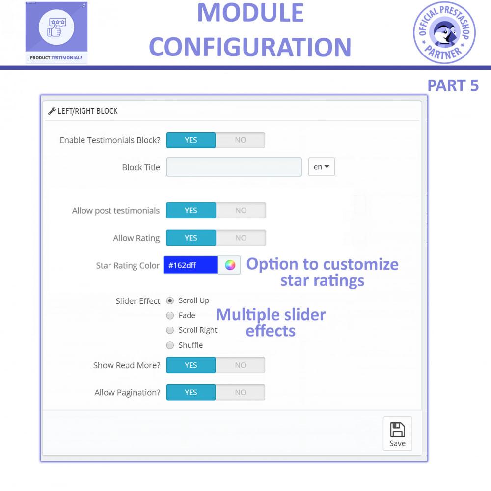 module - Customer Reviews - Customer Reviews + Store Testimonials Module - 12