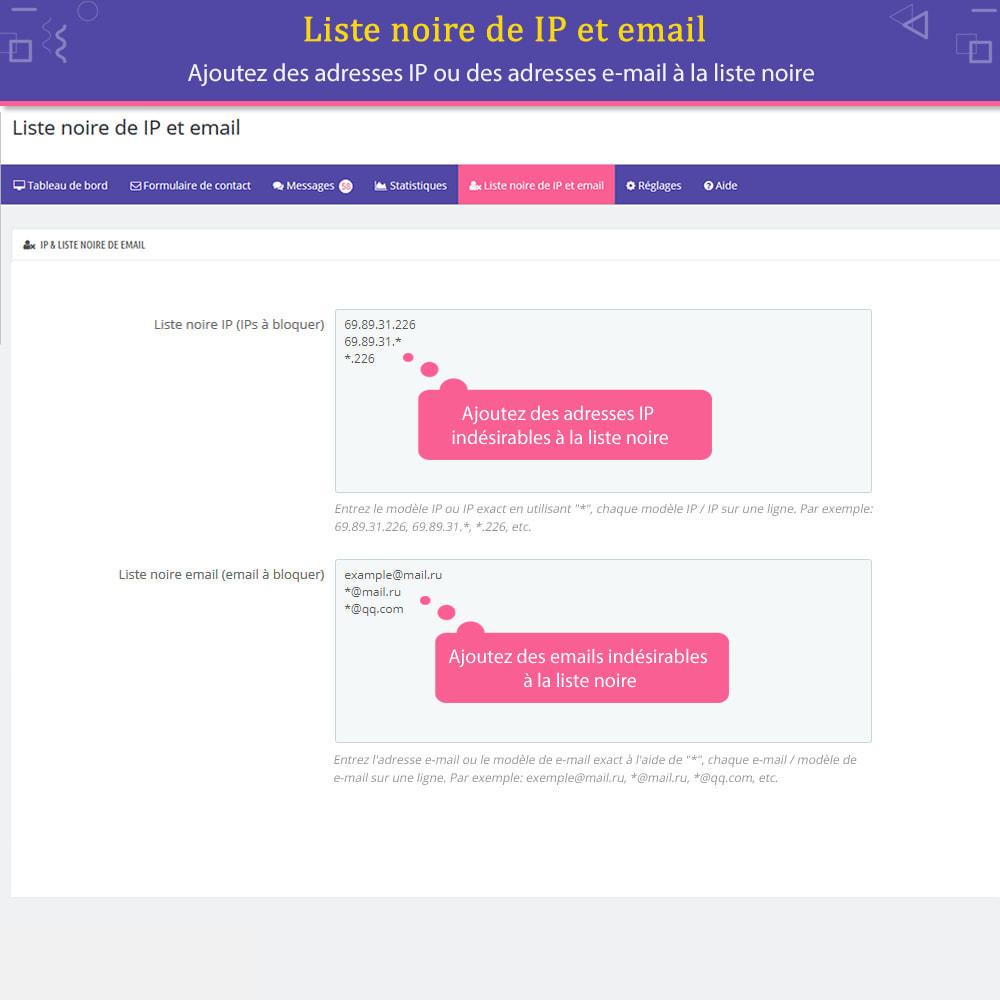 module - Formulaires de Contact & Sondages - Contact Form Ultimate – Générateur de formulaires - 13