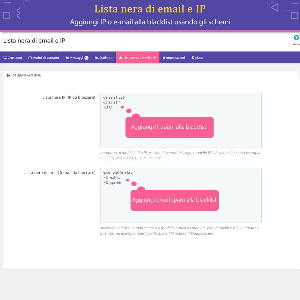"""module - Form di contatto & Questionari - Contact Form Ultimate – Creatore moduli """"Drag & drop"""" - 13"""