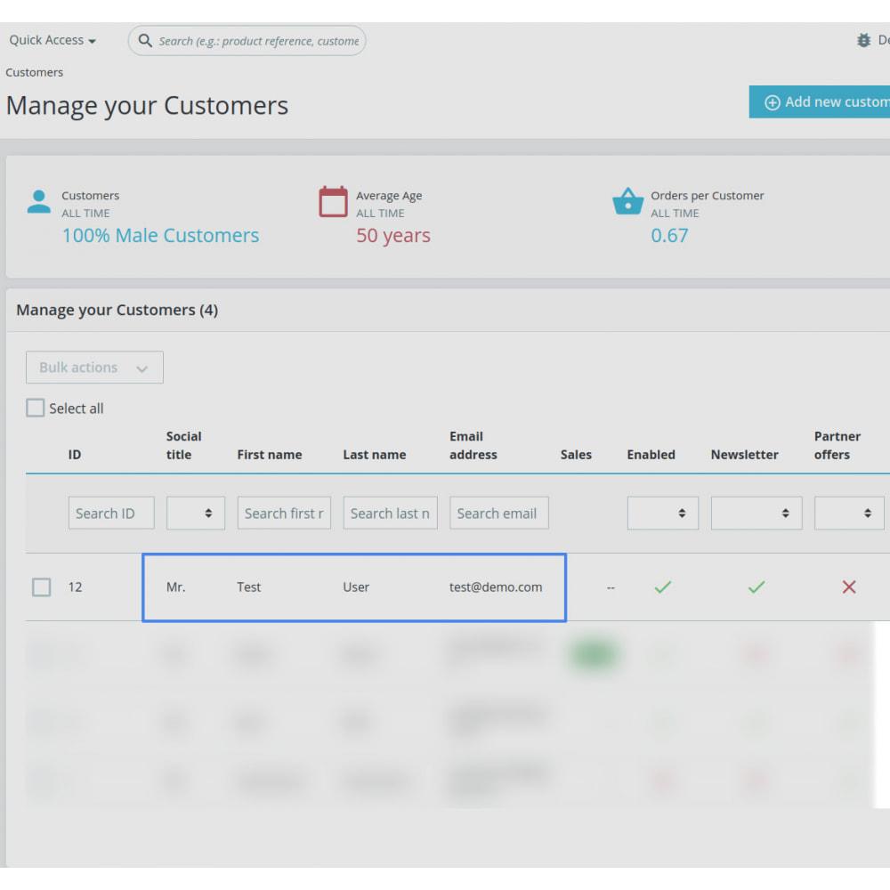 module - Cadastro e Processo de Pedido - Add Customer Address On Registration Form - 10