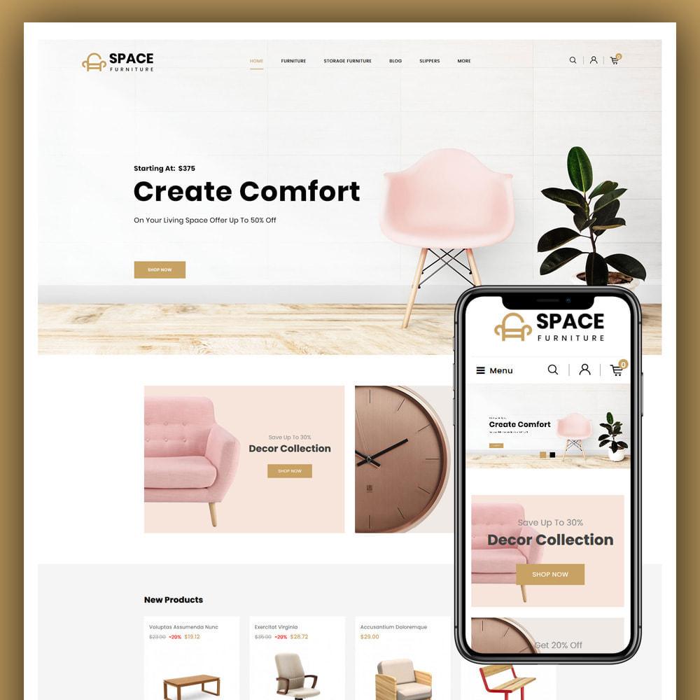 theme - Maison & Jardin - Space - Online Furniture Store - 1