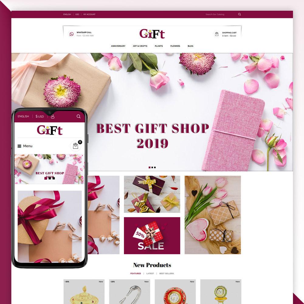 theme - Cadeaus, Bloemen & Gelegenheden - Gift - Store - 1