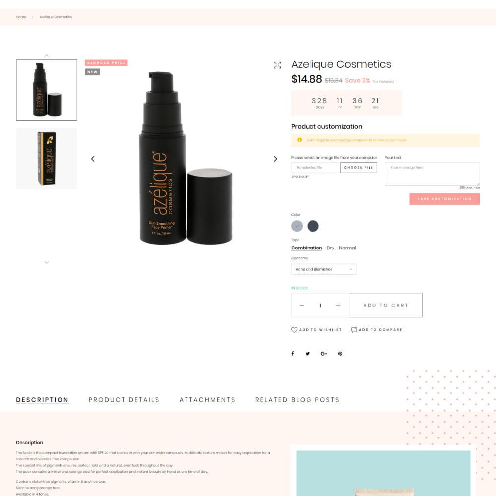 theme - Salud y Belleza - Meyang - Korean Cosmetics Shop - 8