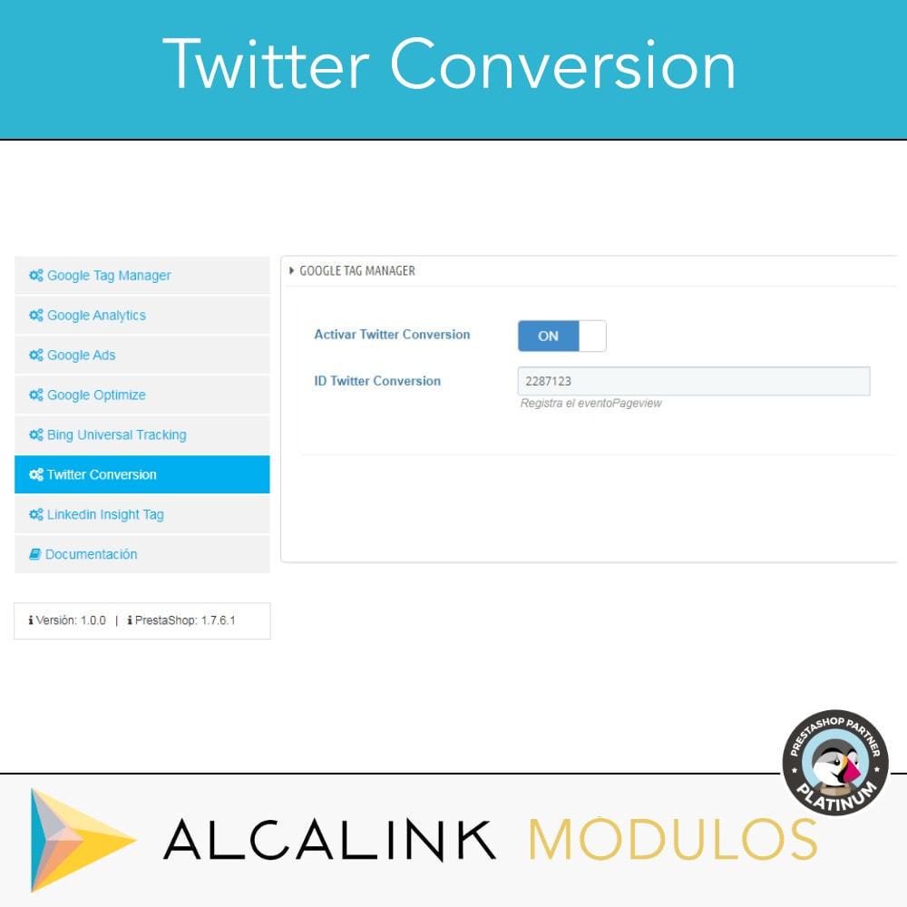 module - Informes y Estadísticas - Google Tag Manager + Complementos. Actividad usuarios. - 8