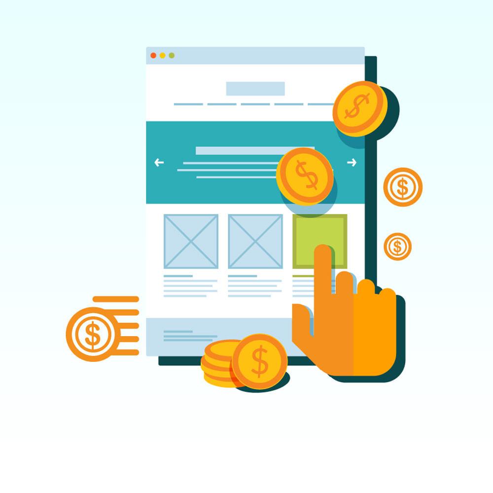 module - Otros métodos de pago - Personalizado método de pago - 1