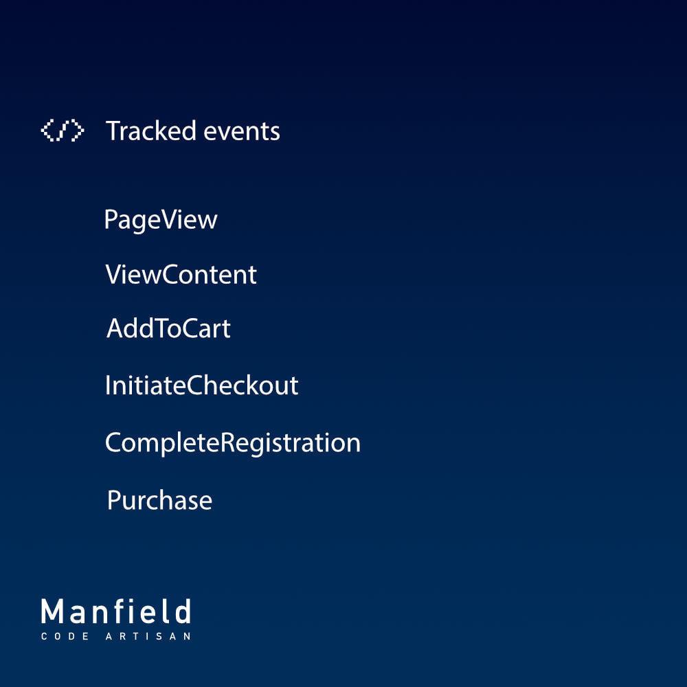 module - Товаров в социальных сетях - Event tracking, csv catalog and cron for Facebook Pixel - 8