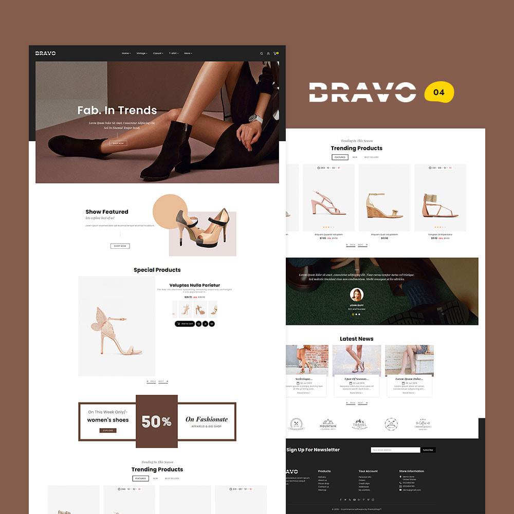 theme - Mode & Schoenen - BRAVO - Multi Purpose Boutique Shop - 5