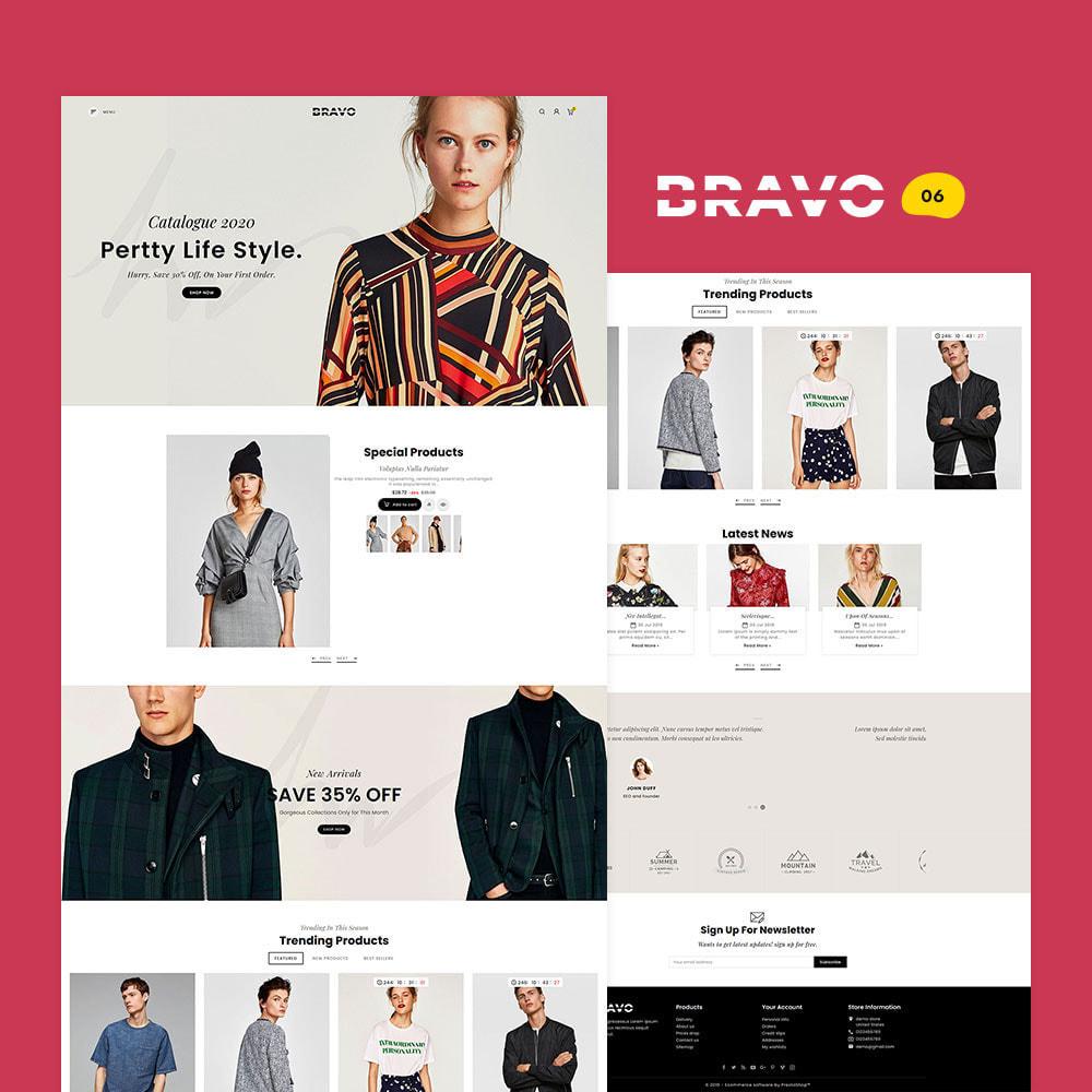 theme - Mode & Schoenen - BRAVO - Multi Purpose Boutique Shop - 7