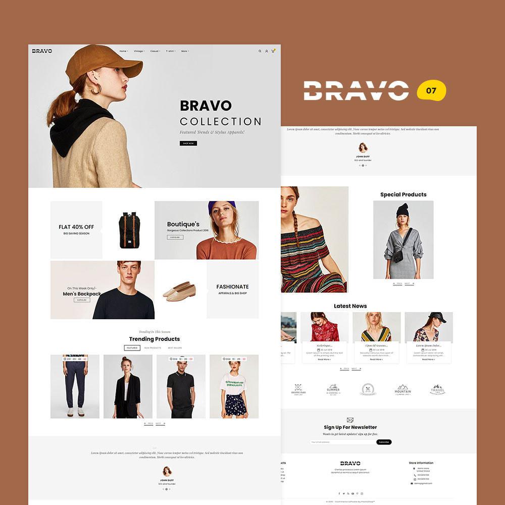 theme - Mode & Schoenen - BRAVO - Multi Purpose Boutique Shop - 8