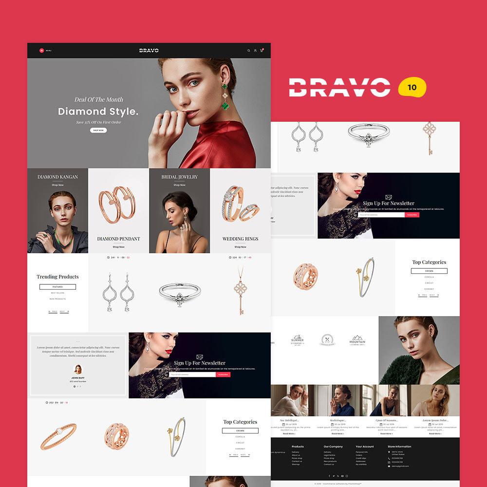 theme - Mode & Schoenen - BRAVO - Multi Purpose Boutique Shop - 11