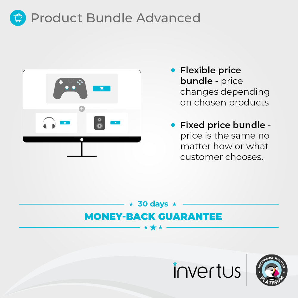 module - Cross-selling & Product Bundle - Products Bundle Advanced - Product Pack - 2