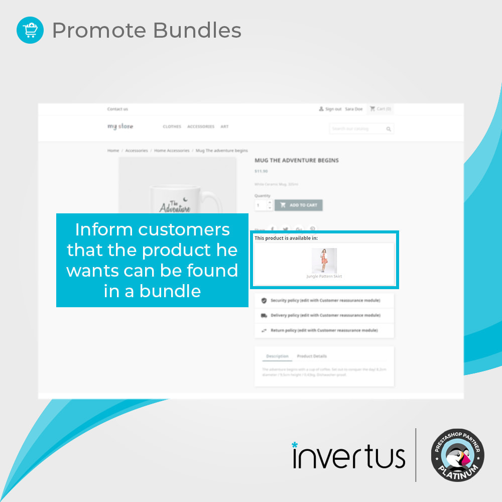 module - Cross-selling & Product Bundle - Products Bundle Advanced - Product Pack - 5
