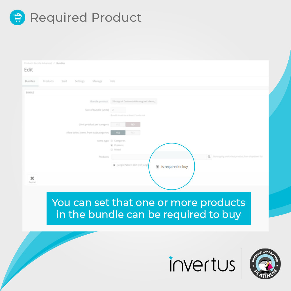 module - Cross-selling & Product Bundle - Products Bundle Advanced - Product Pack - 11