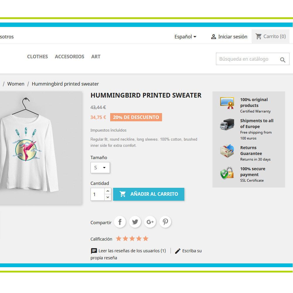 module - Personalización de la página - Añade Múltiples Elementos Confianza Animados - Lottie - 15