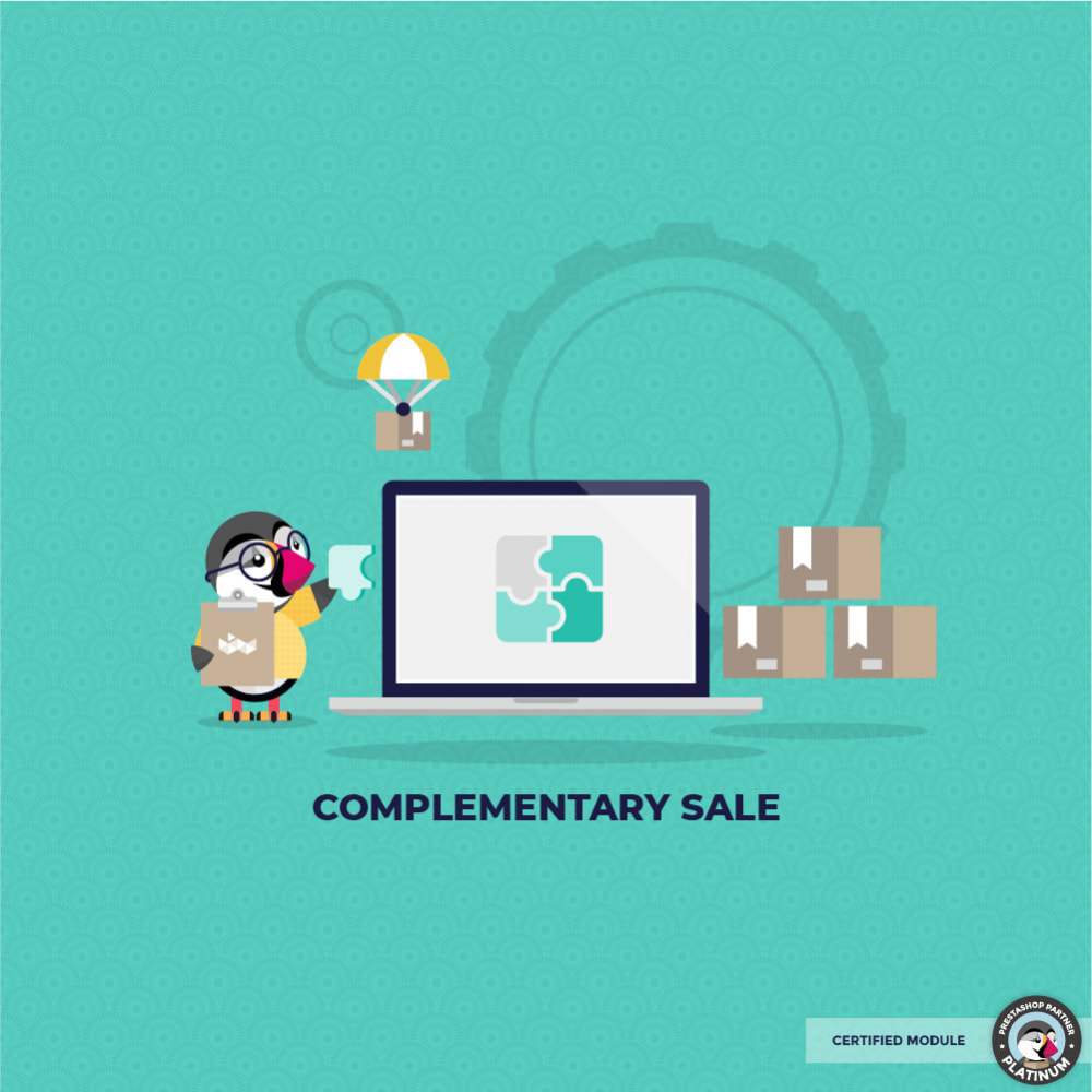 module - Cross-selling & Product Bundle - Additional Sales Pack - 1