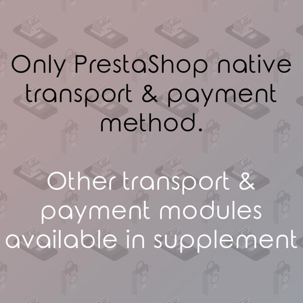 module - Mobile - PrestApp - Mobile Website Theme & Push Notifications - 3