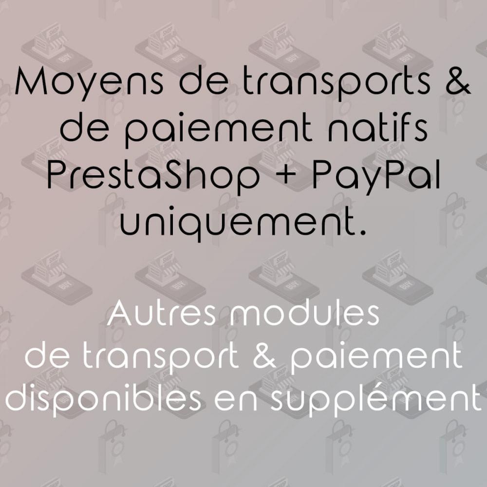 module - Mobile - PrestApp - Thème Site Mobile & Notifications Push - 3