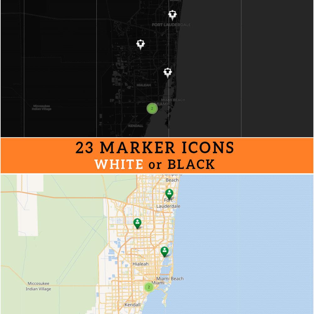 module - Международный рынок и геолокация - Premium Store Locator (FREE - No Google Maps) - 3