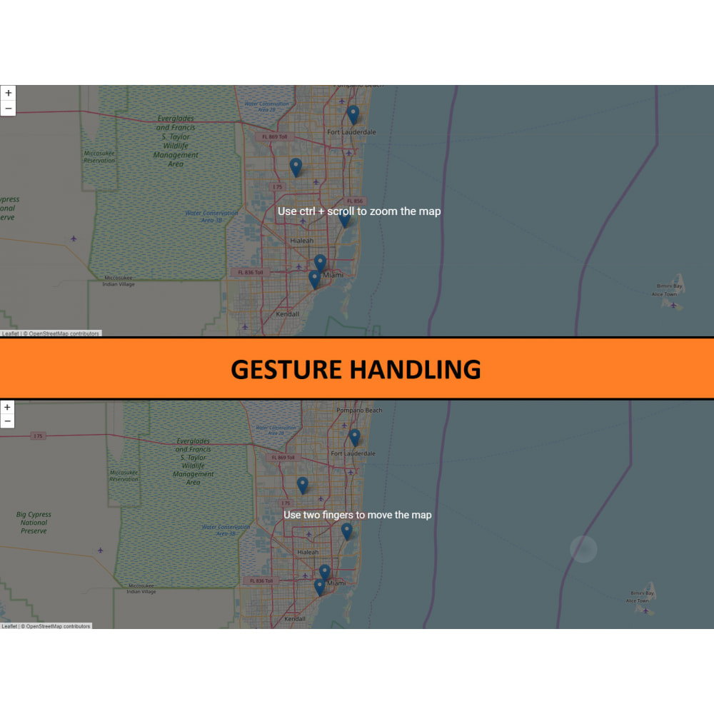 module - Международный рынок и геолокация - Premium Store Locator (FREE - No Google Maps) - 5