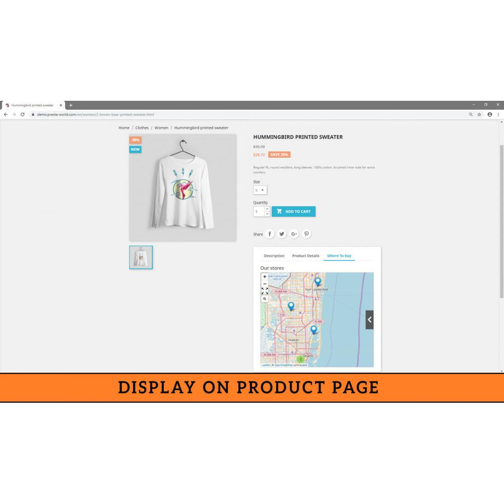 module - Международный рынок и геолокация - Premium Store Locator (FREE - No Google Maps) - 7