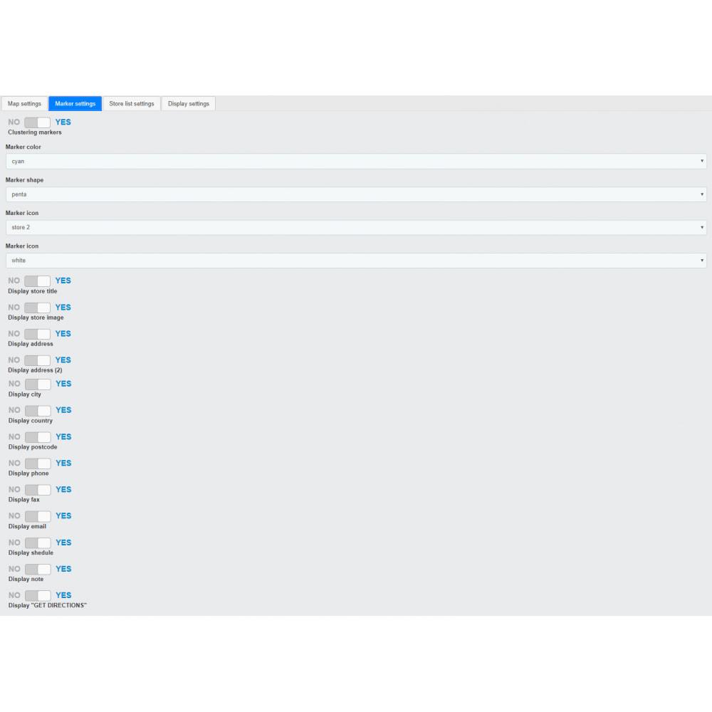 module - Международный рынок и геолокация - Premium Store Locator (FREE - No Google Maps) - 11