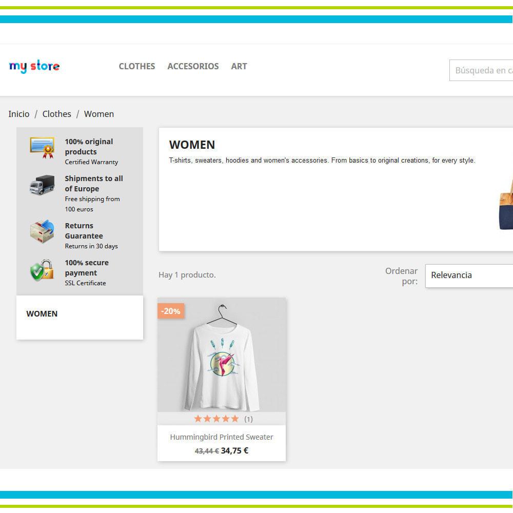 module - Personalizzazione pagine - Aggiungi elementi di fiducia multipli animati - Lottie - 13