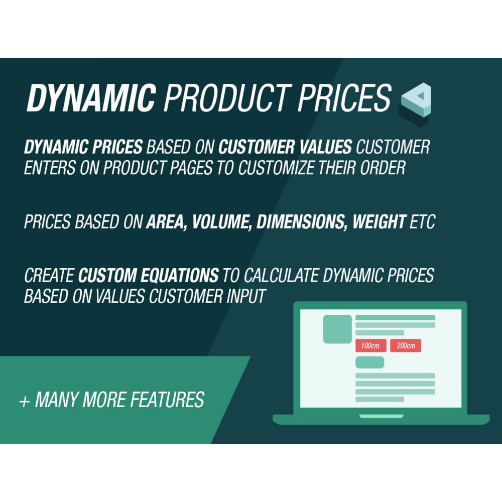 module - Rozmiary i jednostki - Product Price By Size - 1