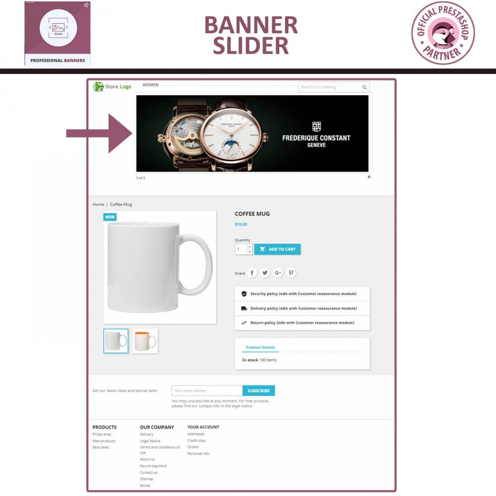 module - Sliders & Galleries - Professional Banners - Responsive Banner & Image Slider - 2