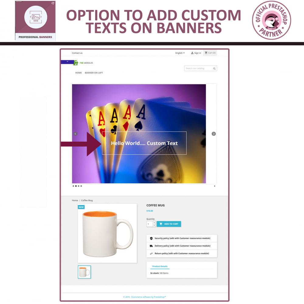 module - Sliders & Galleries - Professional Banners - Responsive Banner & Image Slider - 3