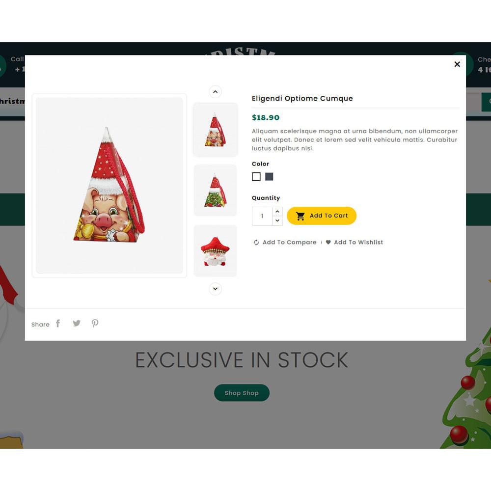 theme - Prezenty, Kwiaty & Uroczystości - Merry Christmas & Gifts - 8