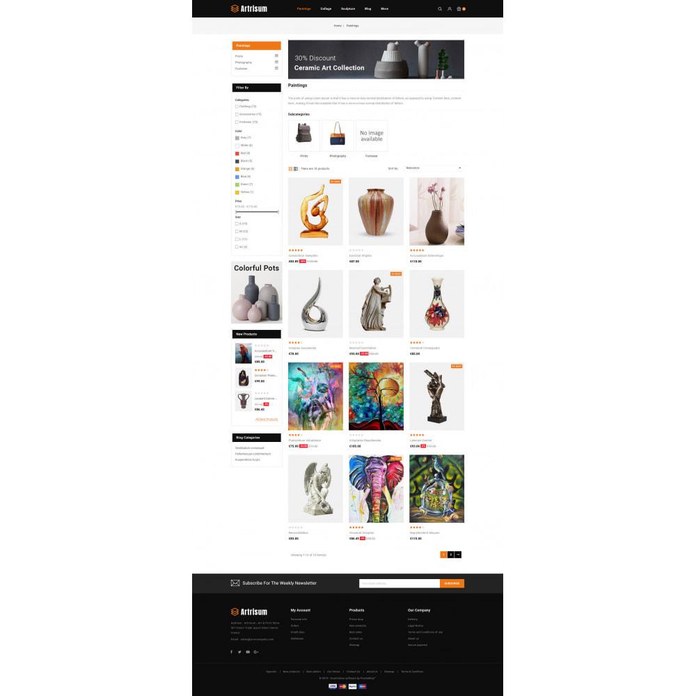 theme - Kunst & Kultur - Artrisum - Art & Print Store - 3