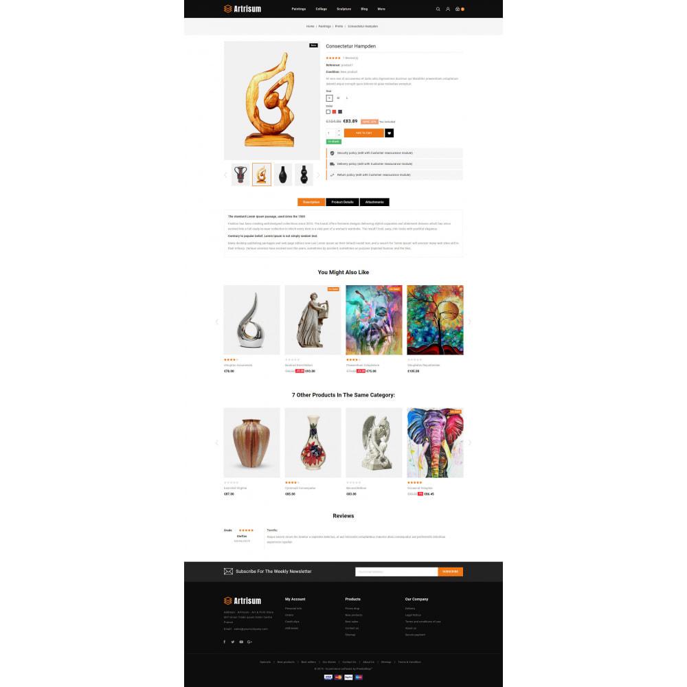theme - Kunst & Kultur - Artrisum - Art & Print Store - 5
