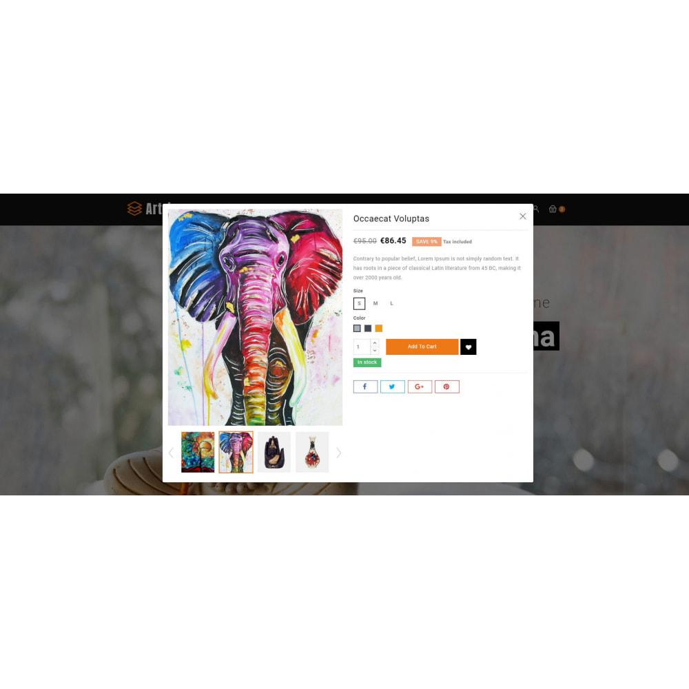 theme - Kunst & Kultur - Artrisum - Art & Print Store - 8