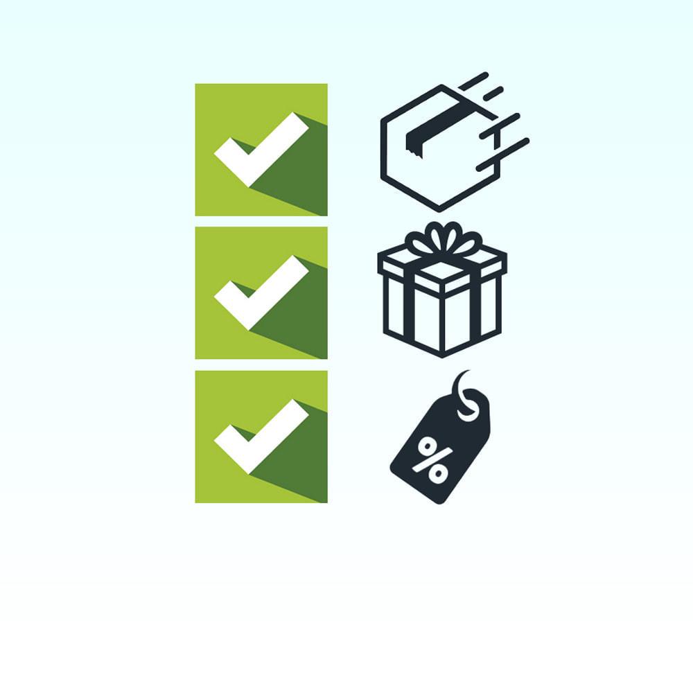 module - Бейджи и Логотипы - Виджеты иконки для товара - 1
