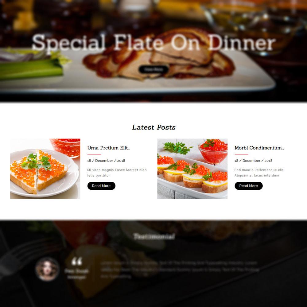 theme - Lebensmittel & Restaurants - Yumto - Food Store - 5