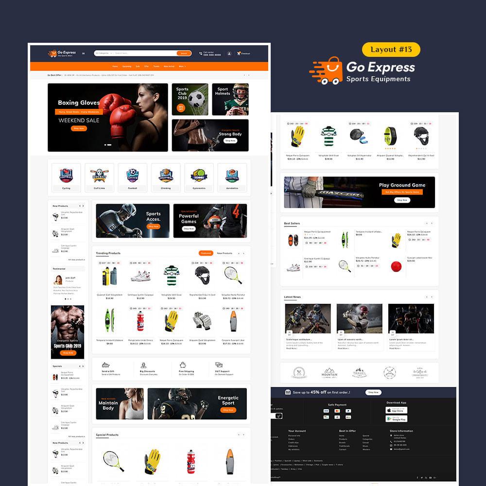 theme - Elektronika & High Tech - Go Express - Multi Purpose Mega Store - 14
