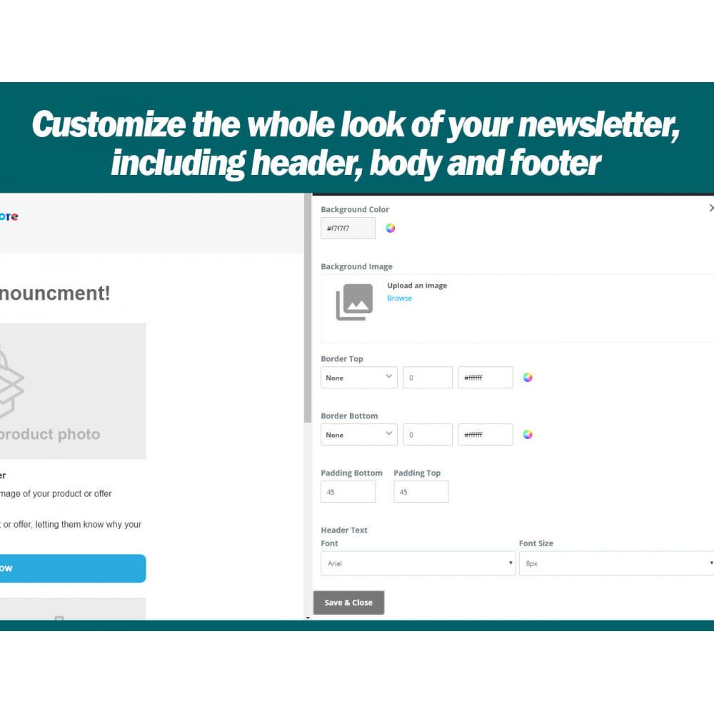module - Newsletter & SMS - Newsletter Wizard Pro - 5
