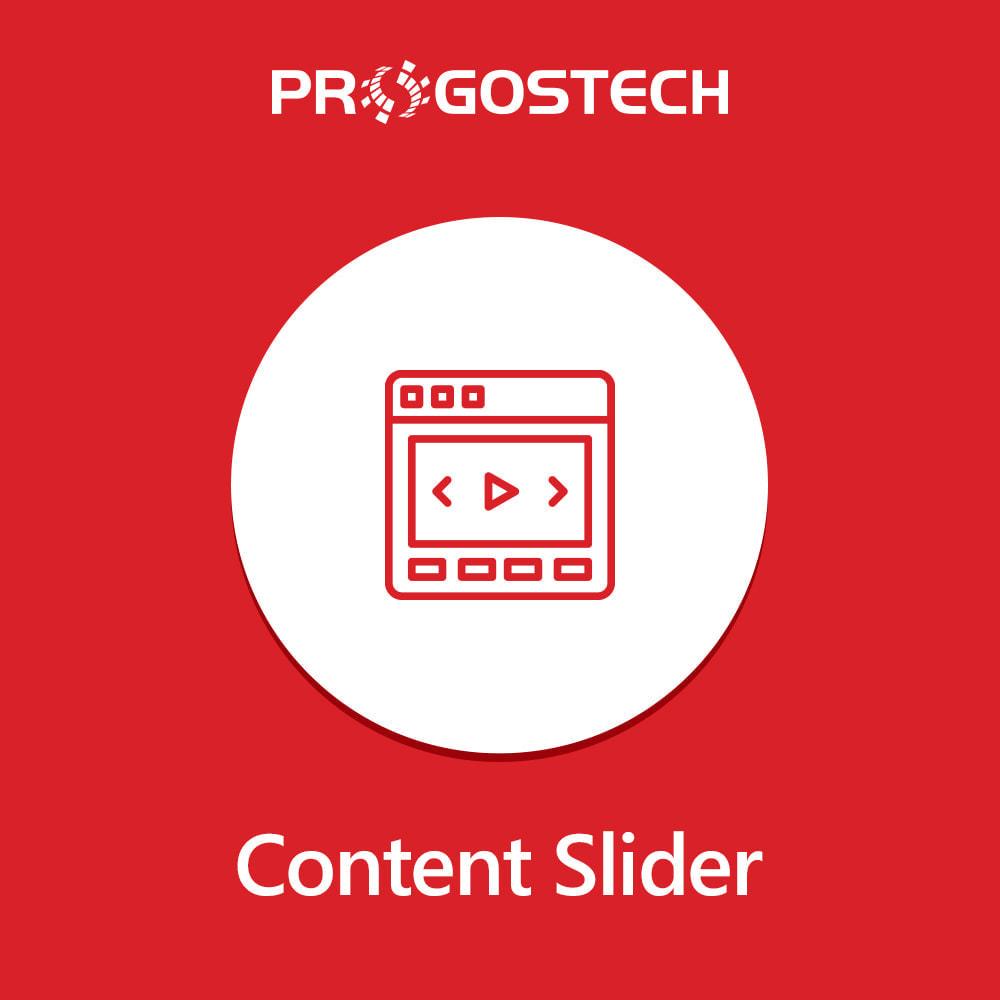 module - Sliders & Galleries - Content Slider - 1