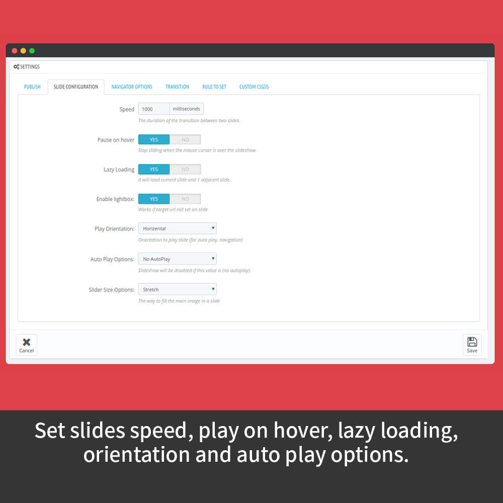 module - Sliders & Galleries - Content Slider - 8