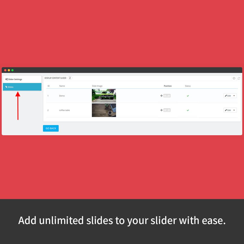 module - Sliders & Galleries - Content Slider - 13