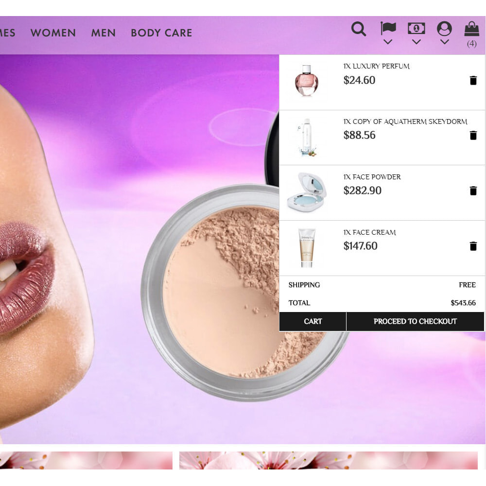 theme - Zdrowie & Uroda - Beauty Cosmetic - 5