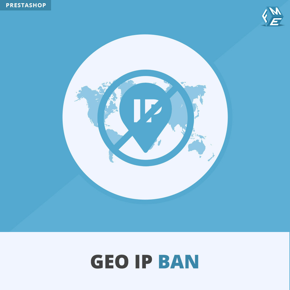 module - Segurança & Acesso - Geo IP Ban - Block IP Bots & Users by IP or Country - 1