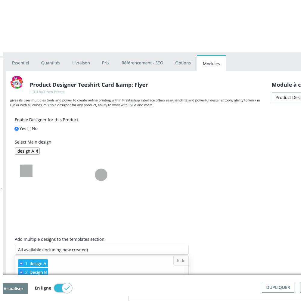 module - Diversificação & Personalização de Produtos - Product Designer Studio - 18